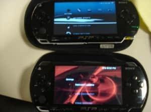 Sony implementa juegos para la PSP