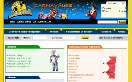 Catálogo Online: La cucana