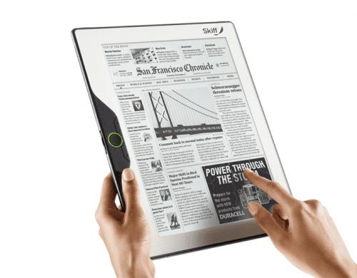 Skiff Reader; la lectura digital de calidad