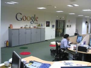 Los servidores de Google al descubierto