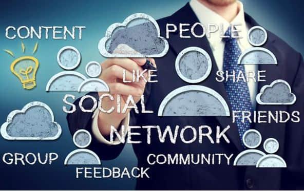 redes sociales imagen