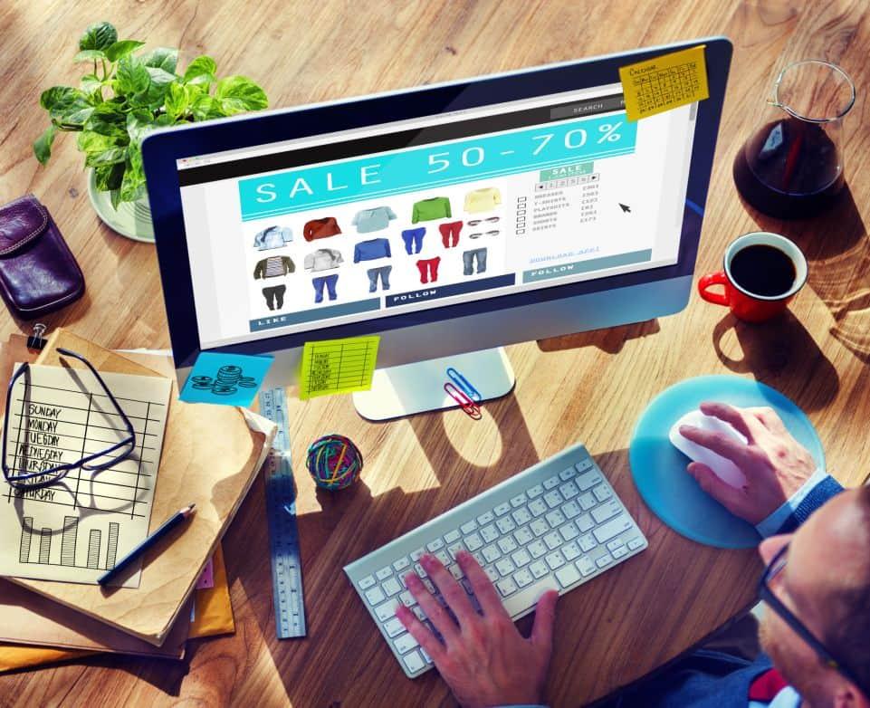 Servicios de e-commerce