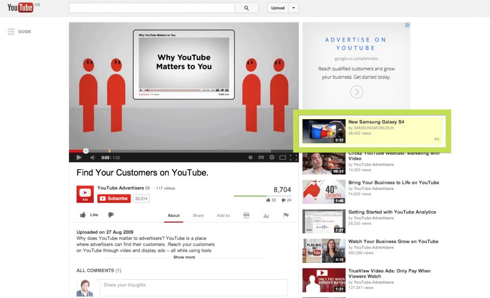 Aumenta tu influencia con Youtube