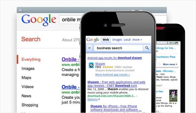 Potencia tu notoriedad con SEO Mobile