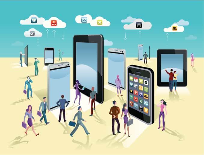 App móviles empresariales, tus mejores aliadas
