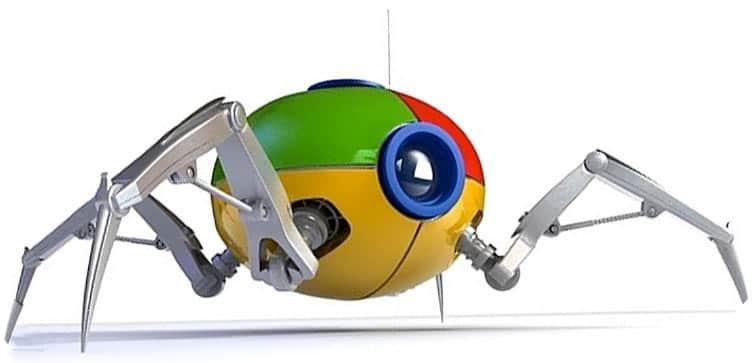 Googlebot en acción