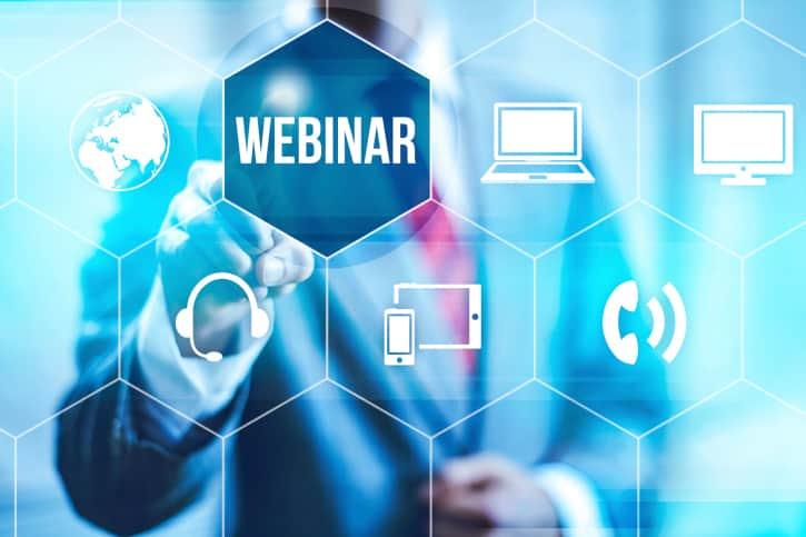 Webinar, un canal de formación de calidad