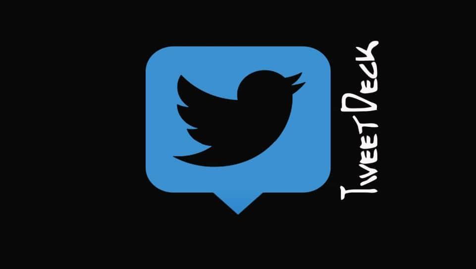 TweetDeck TwitScoop