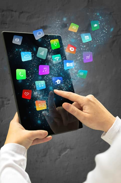 app móvil para tienda online