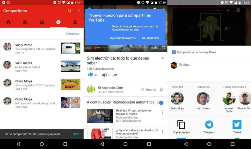 Chat de Youtube para evitar la fuga de los usuarios