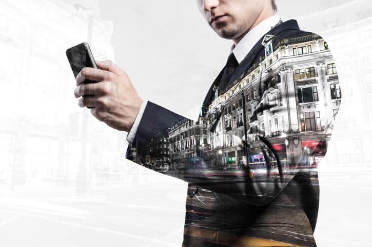 Extensión del contenido móvil