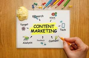 marketing para un contenido de calidad