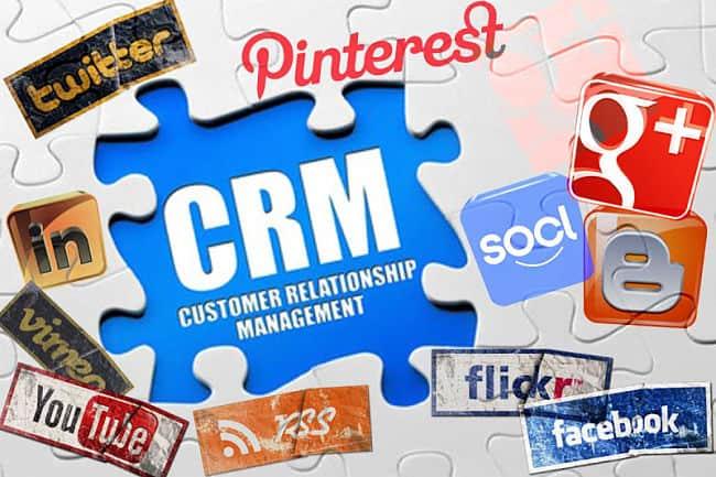 Estrategia de Social Media, más eficiente con CRM