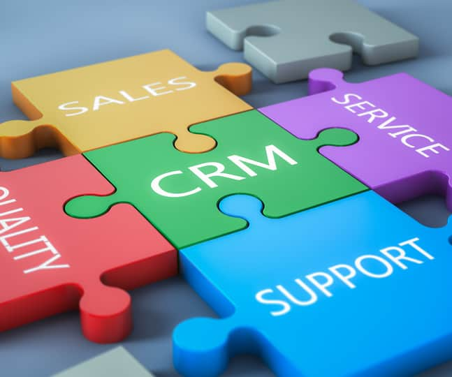 Soluciones CRM para marketing de datos
