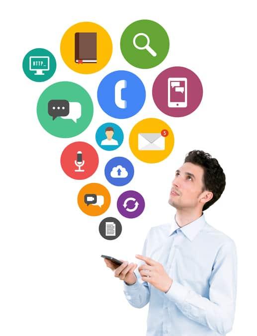 Conecta con los usuarios a partir de apps de mensajería