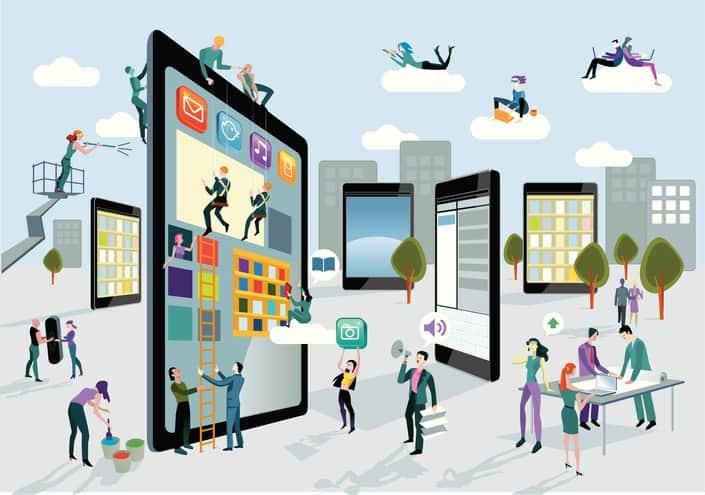 Contenidos de marca, más eficaces en móvil
