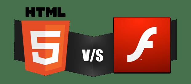 HTML5 vs Flash, la guerra ha terminado