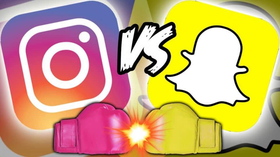 Instagram stories, ¿el principio del fin para Snapchat?