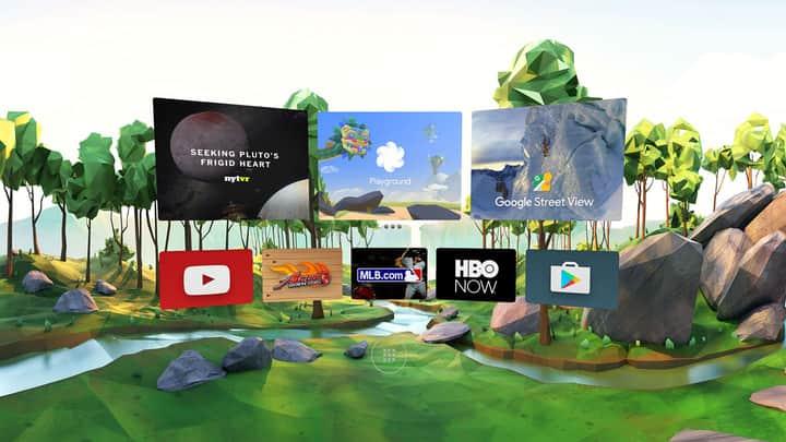 Google Daydream revoluciona el mundo VR