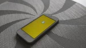 snapchat para las empresas