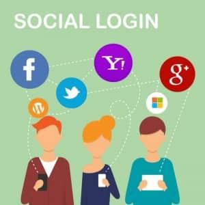 social login usuarios consumidores