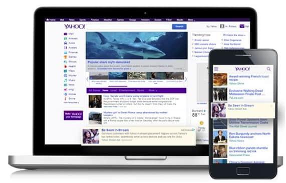 Anuncios nativos personalizados con Yahoo Gemini