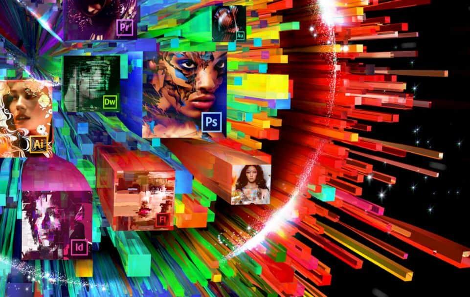 Creative Cloud de Adobe, novedades para un diseño más impactante