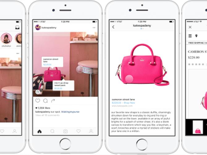 Nueva herramienta de compra directa en la estrategia e-commerce de Instagram