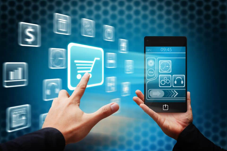 El M-Commerce invade el comercio electrónico