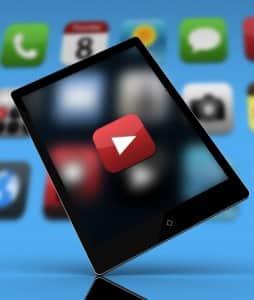 video online sponsor