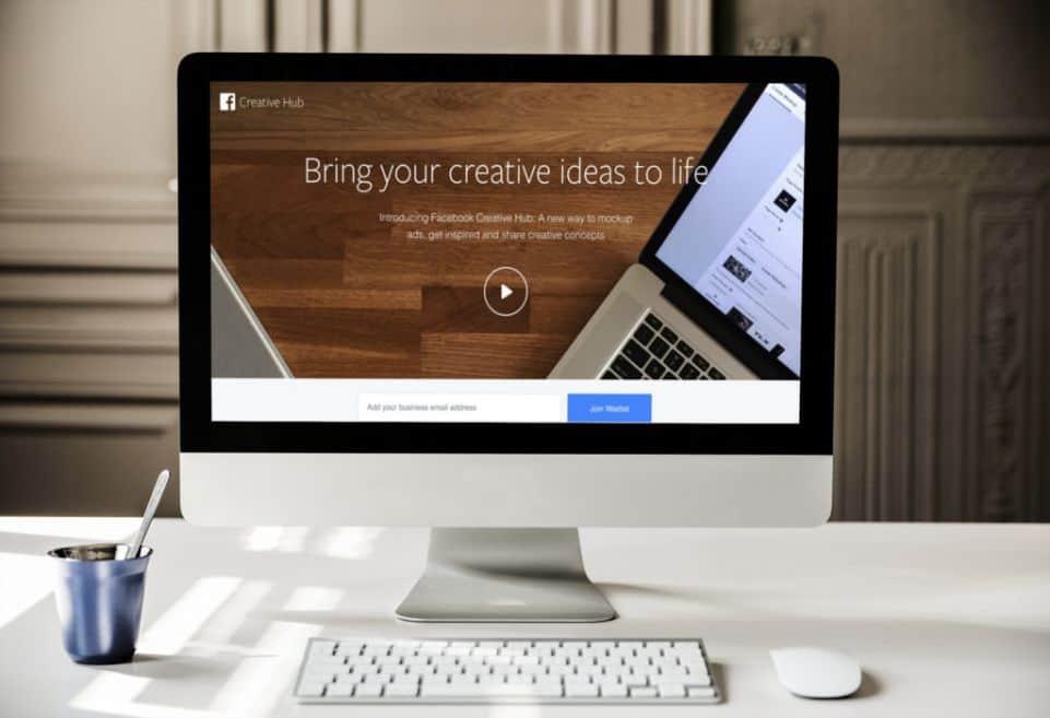 ¿Qué es Creative Hub de Facebook?