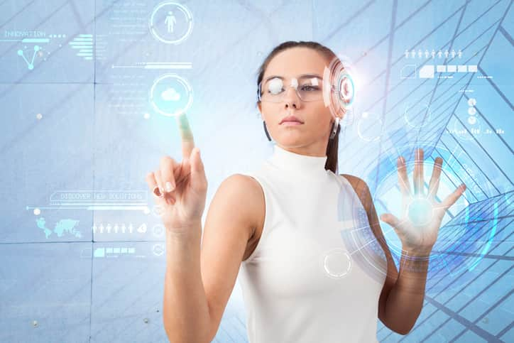 Aplicaciones de realidad aumentada en marketing digital