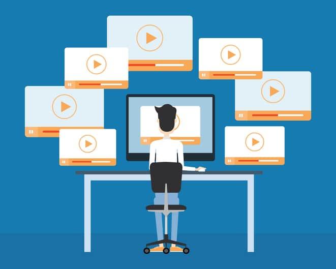 Mejora tu estrategia con vídeos en content marketing