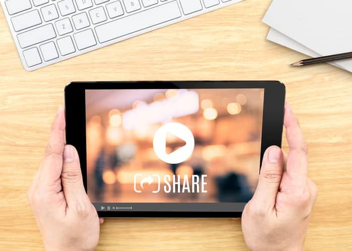 vídeos en content marketing