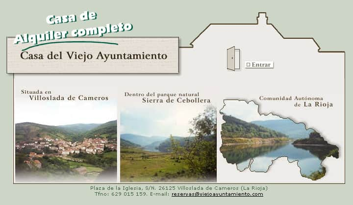 Casa rural del viejo ayuntamiento websdirect - Casa rural colmenar viejo ...