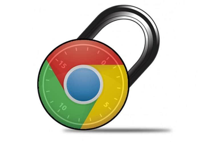 Alertas en Chrome sitios poco seguros
