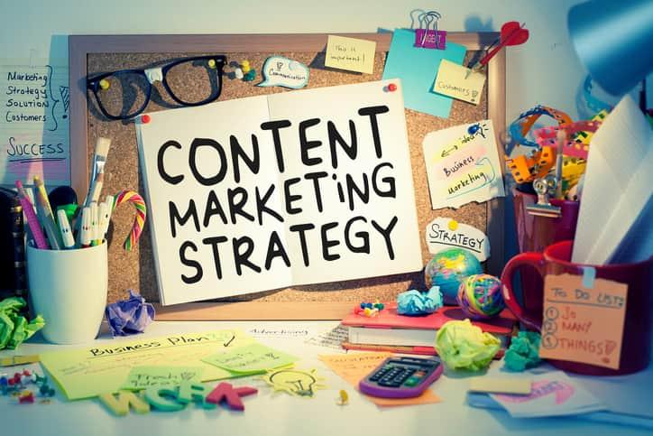 Estrategia de content marketing para empresas