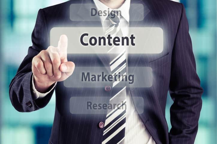 cómo hacer content marketing empresas