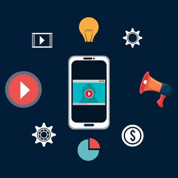 estrategia de vídeo online