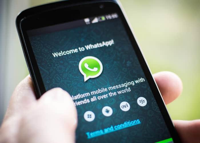 Probando la publicidad en Whatsapp