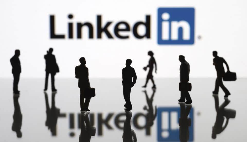 """Tendencias"" en LinkedIn"