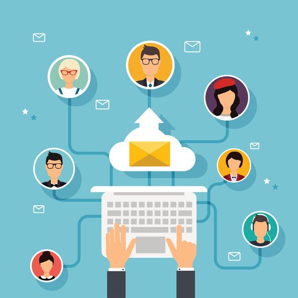 Cómo potenciar campañas de social email marketing